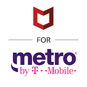 McAfee® Security for Metro®