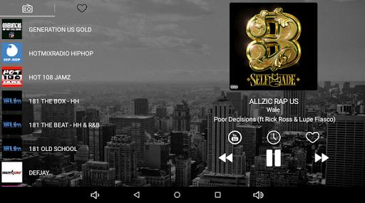 HIPHOP RAP R&B RADIO 5.9.4 screenshots 7