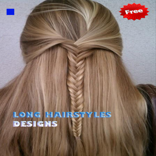 長頭髮的設計 生活 LOGO-玩APPs