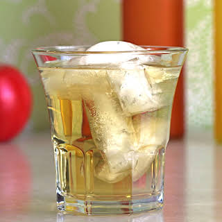Vodka and Apple Juice.
