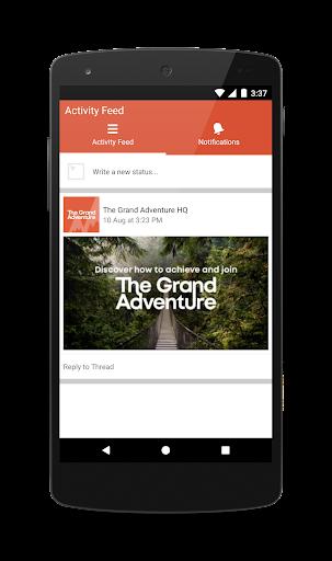 The Grand Adventure 2020 screenshots 2