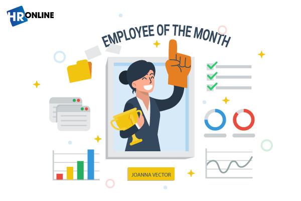 Nhân viên xuất sắc của tháng