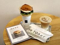the TOAST ‧ A Sandwich Shop