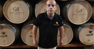 Manuel Barea Granados, propietario de la Bodega Barea Granados.