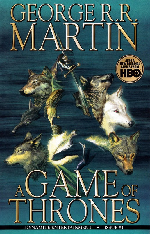 George R.R. Martin: A Game of Thrones (2011) - complete