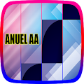 New Anuel AA piano game