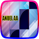 New Anuel AA piano game Android apk