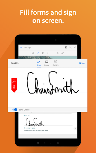 Adobe Acrobat Reader: PDF Viewer, Editor & Creator 20.0.1.11139 Apk for Android 19