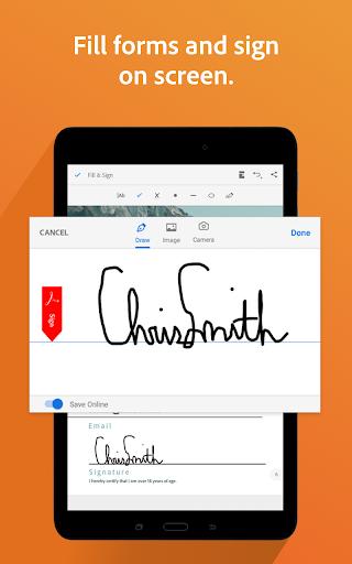 Adobe Acrobat Reader: PDF Viewer, Editor & Creator screenshot 19