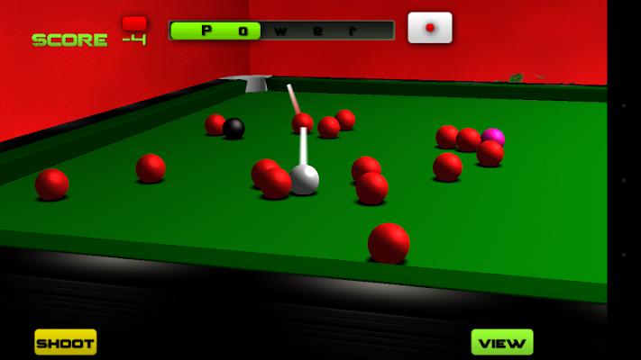 Free Snooker HD - screenshot