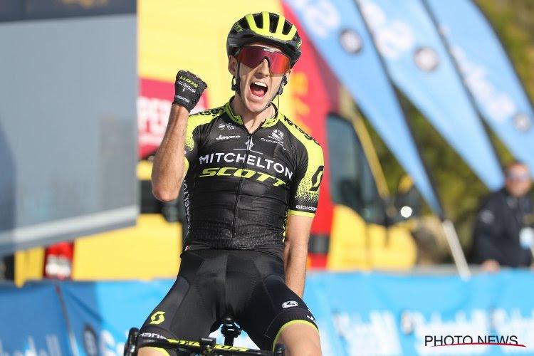 Adam Yates (Mitchelton-Scott) droomt van Tour-podium