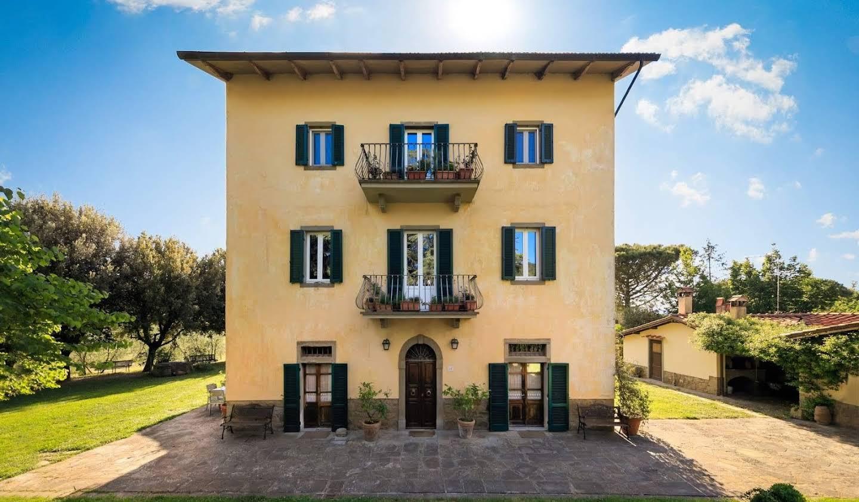 Villa avec jardin Castiglion Fiorentino