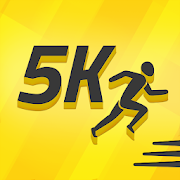 5K Runner: 0 to 5K in 8 Weeks. Couch potato to 5K  Icon