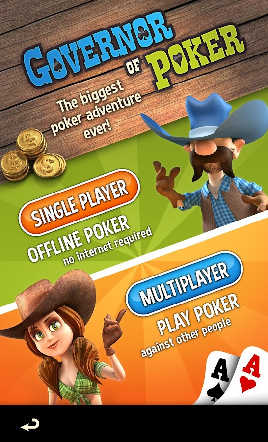 best poker app offline