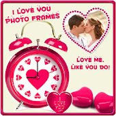 I Love You Photo Frames