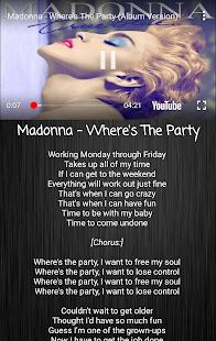 Lyrics Store (Including Video) - náhled