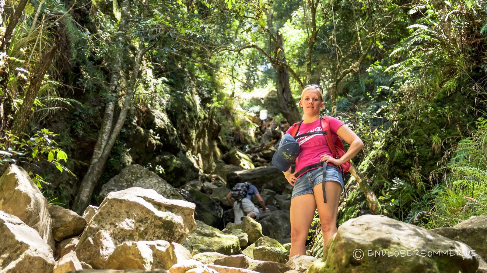Dani @ Kirstenbosh Botanical Gardens