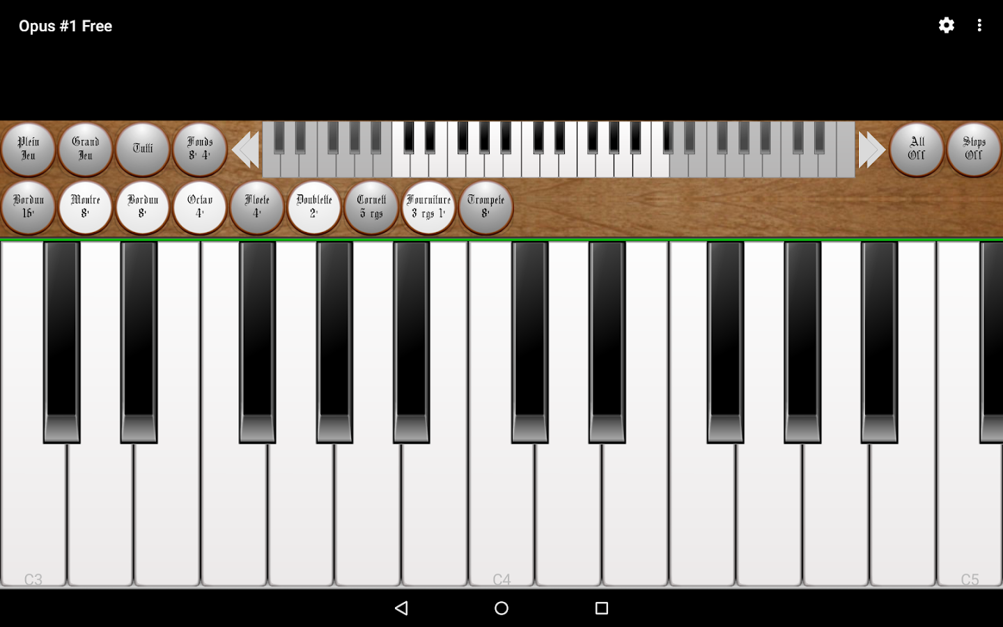 Opus #1 Free - The Pipe Organ- screenshot