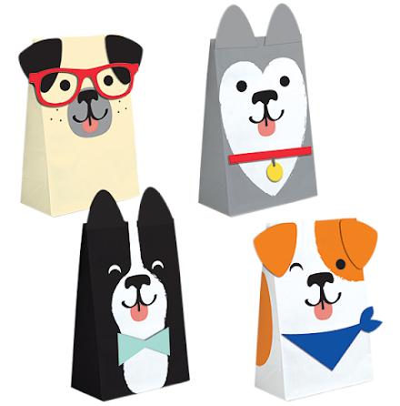 Godispåsar - Dog party