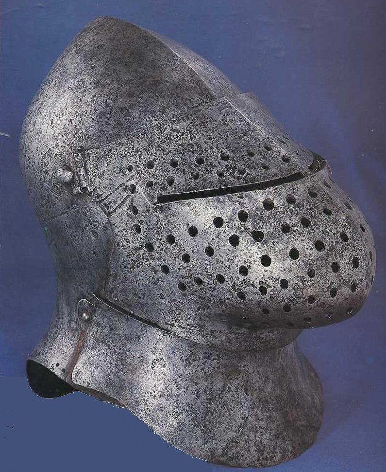 C:\Users\Фюрер\Desktop\Бургундский грандбацинет 1400-1450 г. Парижский музей армии.jpg