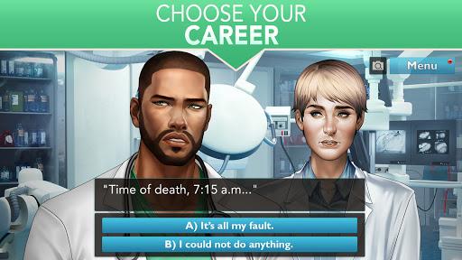 Is It Love? Blue Swan Hospital - Choose your story 1.3.315 screenshots 4