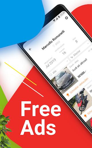 tutti.ch - Free Classifieds & Second Hand Shopping 4.1.2 Screenshots 6