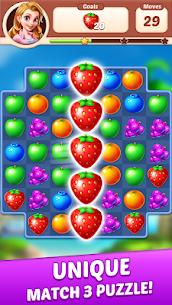 Fruit Genies – Match 3 Puzzle Games Offline 1