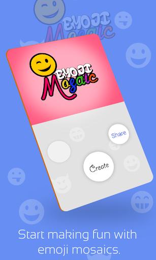Emoji Mosaic Camera