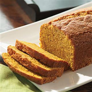 Pumpkin Bread With No Baking Soda Recipes.
