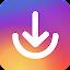 تحميل  Video Downloader for Instagram & Save photos