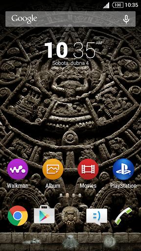 Aztec Theme Experian