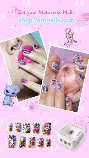 MM Nails -Hologram Nail Art