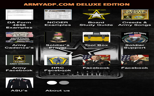 ArmyADP.com DELUXE Edition- screenshot thumbnail