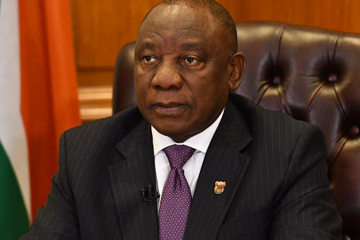 Covid-19 can come for anyone so stay indoors, says Ramaphosa