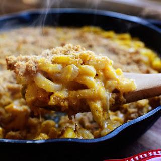 Butternut Mac & Cheese.