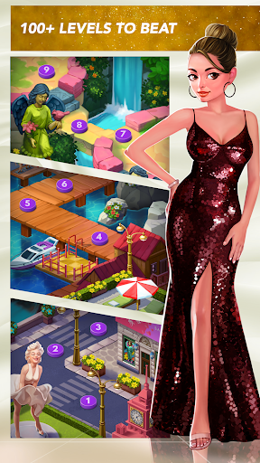 Glamdiva: International Fashion Stylist Dressup 3.5.11 screenshots 6