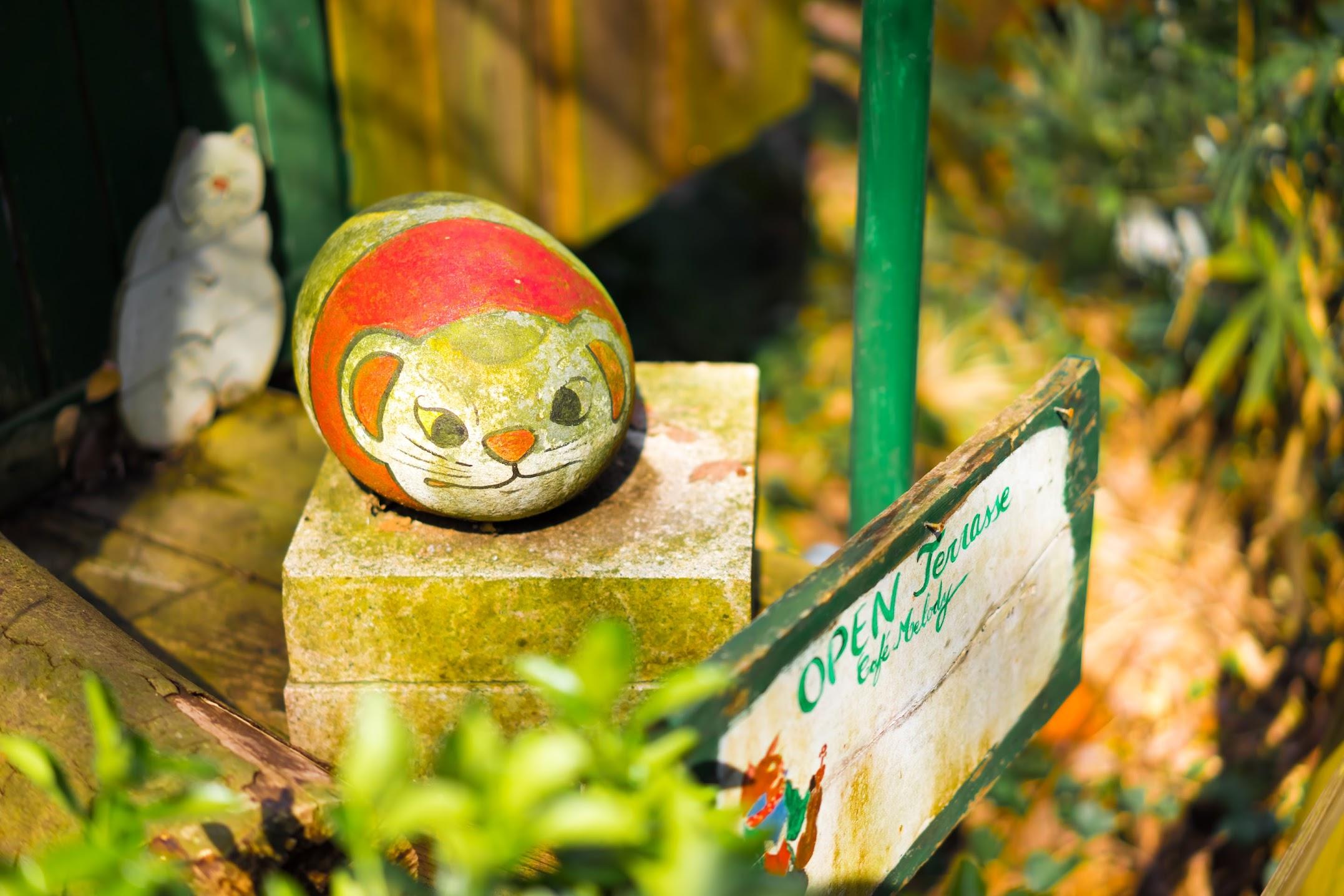 尾道 猫の細道 尾道アート館 福石猫8