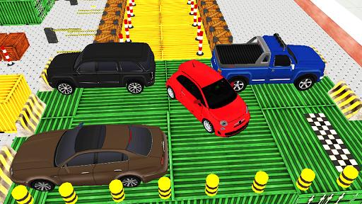 Modern Parking Car Game-Free Car Parking Game 2020 APK MOD – Pièces de Monnaie Illimitées (Astuce) screenshots hack proof 1
