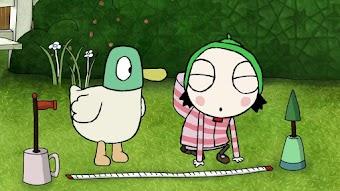 Sarah & Duck - Donkey Jump