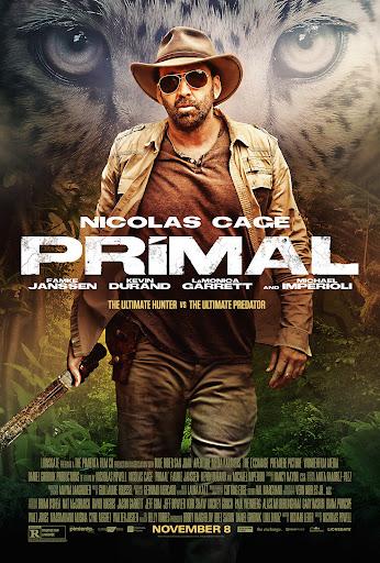 Cage Match: Round 1 – Primal