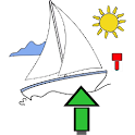 Nautical navigator icon