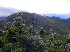 Photo: Allen Mountain beyond Skylight.