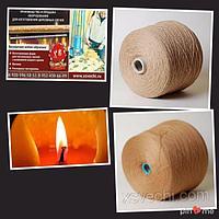 Во сколько сложений делать фитиль для свечи из чистого воска? 45 секретов