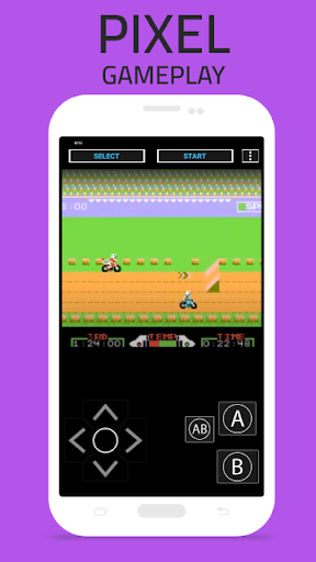 Skeleton Bike : Race 64 classic old 1984 1.0.2 screenshots 6