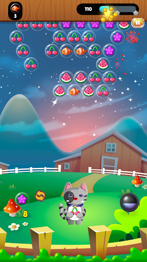 Super Furry Bubble Shooter HD u2013 Candy Puzzle android2mod screenshots 6