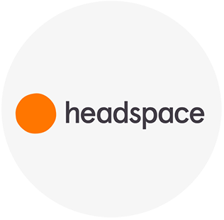 1 month complimentary Headspace Plus