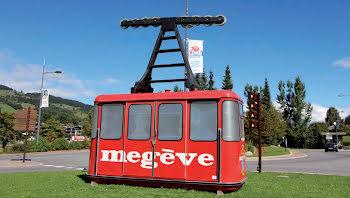 appartement à Megeve (74)