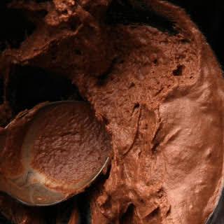 Basic Chocolate Mousse.