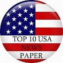 Top 10 USA news paper APK
