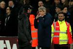 West Ham behoudt vertrouwen in Pellegrini, fans zien hem liever op straat